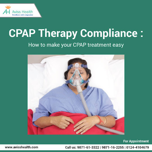 WHAT IS CPAP COMPLIANCE PROGRAMME | Aviss Health