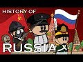 The Animated History Of Russia - Video