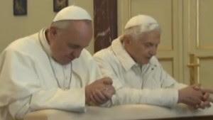 Guarda la versione ingrandita di Una Chiesa, due papi. Benedetto ha rinunciato a metà, chi è il vero pontefice?
