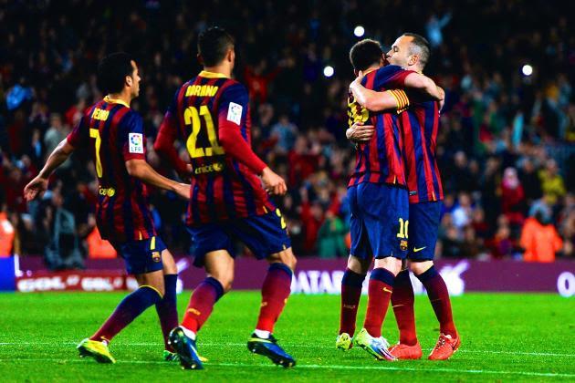Barcelona vs. Athletic Bilbao: Score, Grades and Post ...