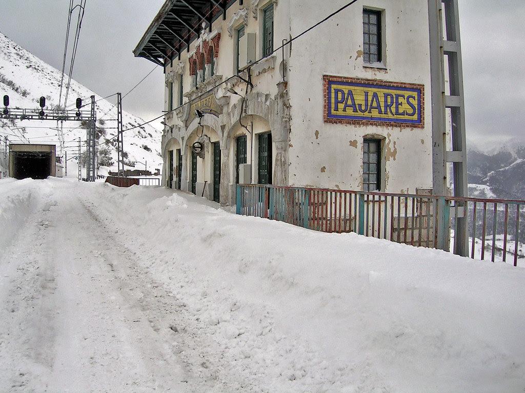 ASTURIAS-PAJARES NEVADO-28.2.2010