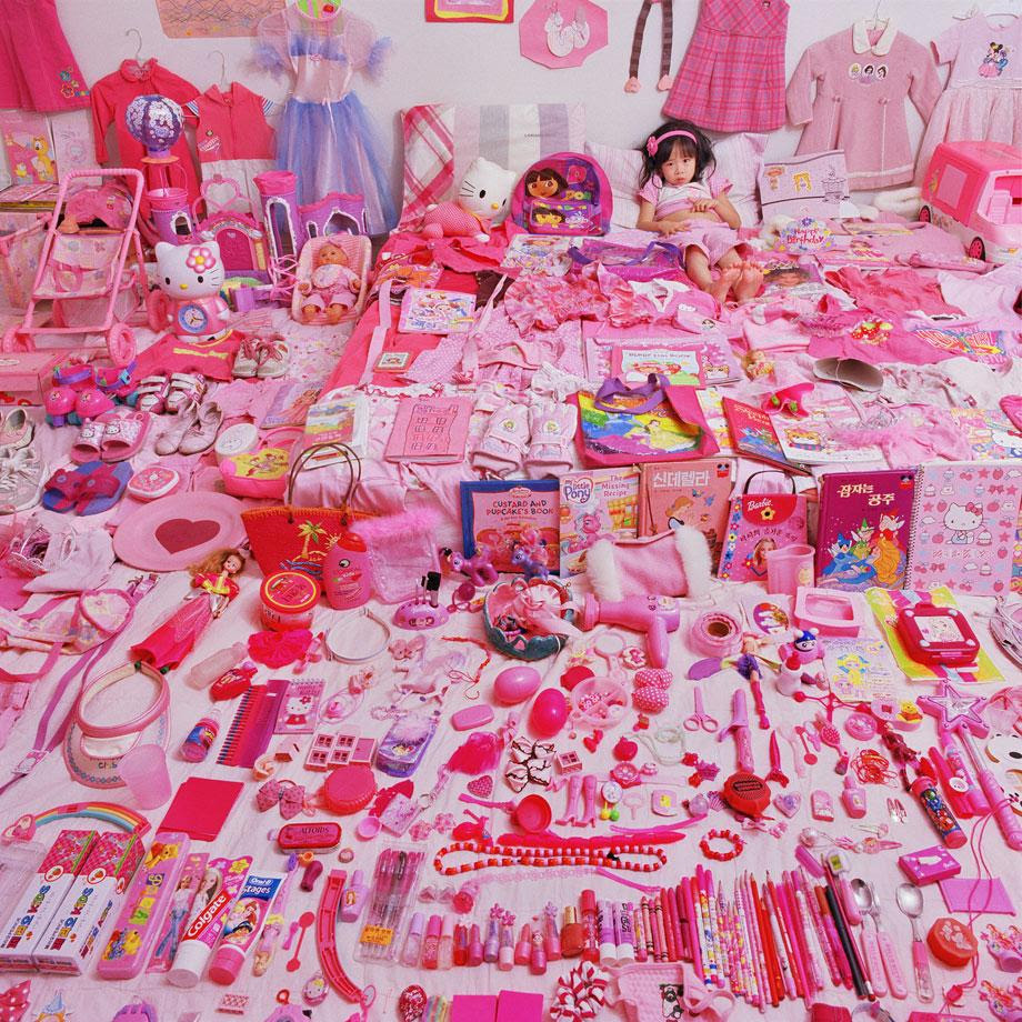 """JeongMee Yoon: """"The Pink and Blue Project"""" examines the gender ..."""