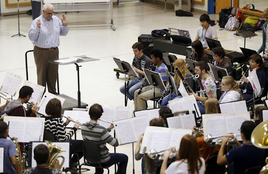 Pride of Cove Band gets new director this fall