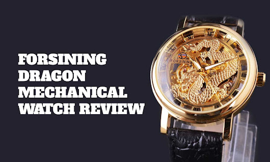 Forsining Dragon Mechanical Watch Review - Infinity Timewatch