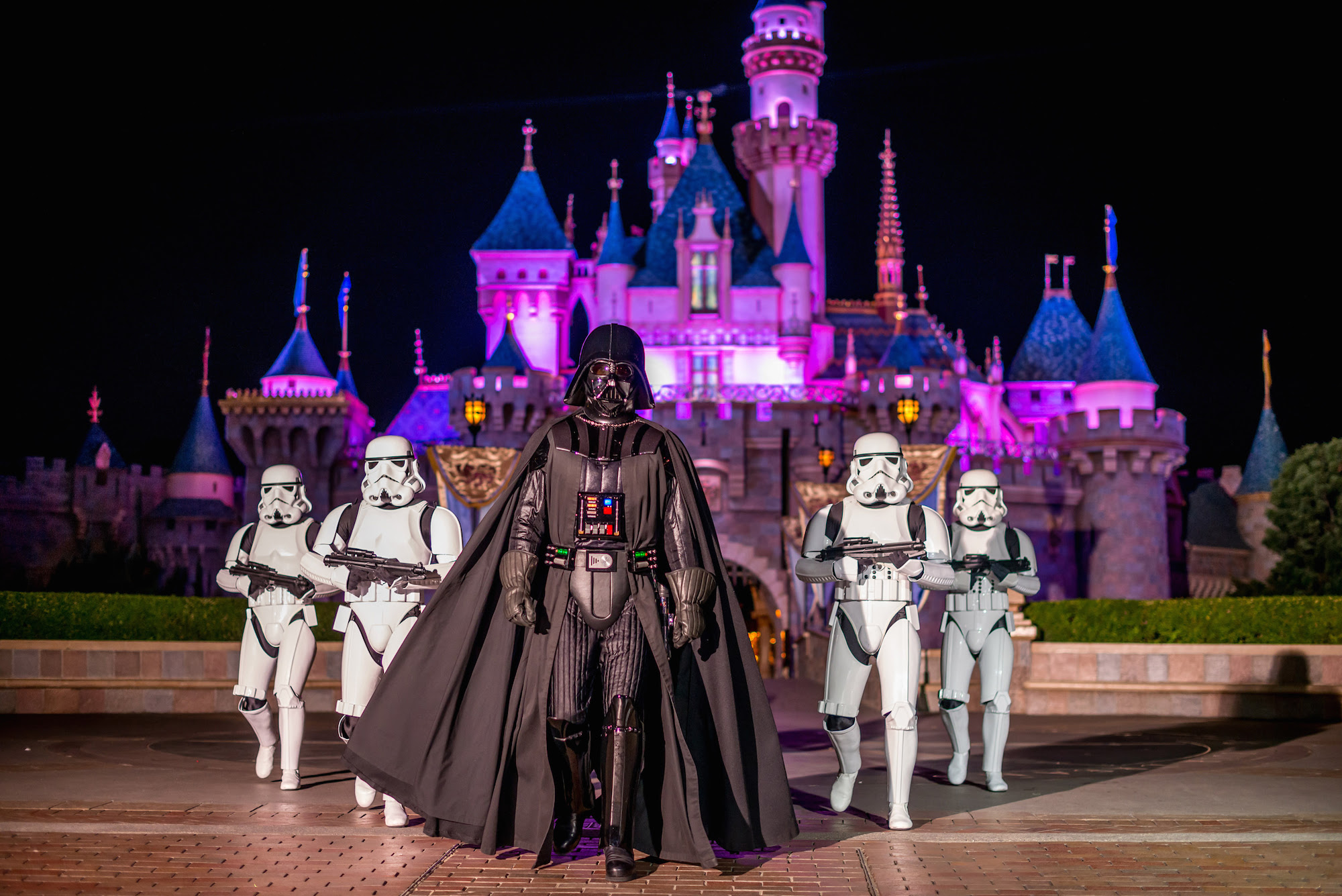 Star Wars Weekend at Disney