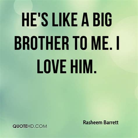Love Like A Brother Quotes