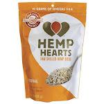 Manitoba Harvest Hemp Hearts Raw Shelled Seeds - Natural   16 oz Package