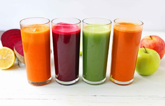 Healthy Juice Cleanse Recipes – Modern Honey