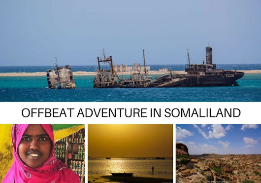 Off The Beaten Path Adventure In Somaliland - Backpackingman