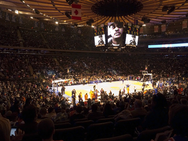 Madison Sq Garden, nyc