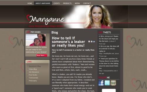 Maryanne Live