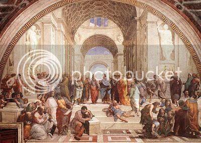 Plato's Academy (Raphael)