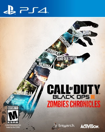 Call Of Duty Black Ops 3 Zombie Chronicles Announced