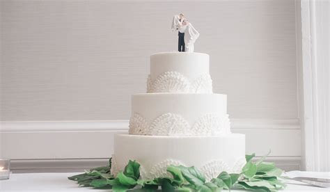 How to Preserve Your Wedding Cake Actions Info   WeddingWire