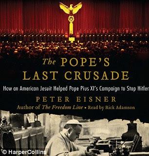 Le pape Art.jpg Dernière Croisade Couverture