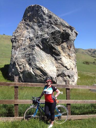 That's a big rock