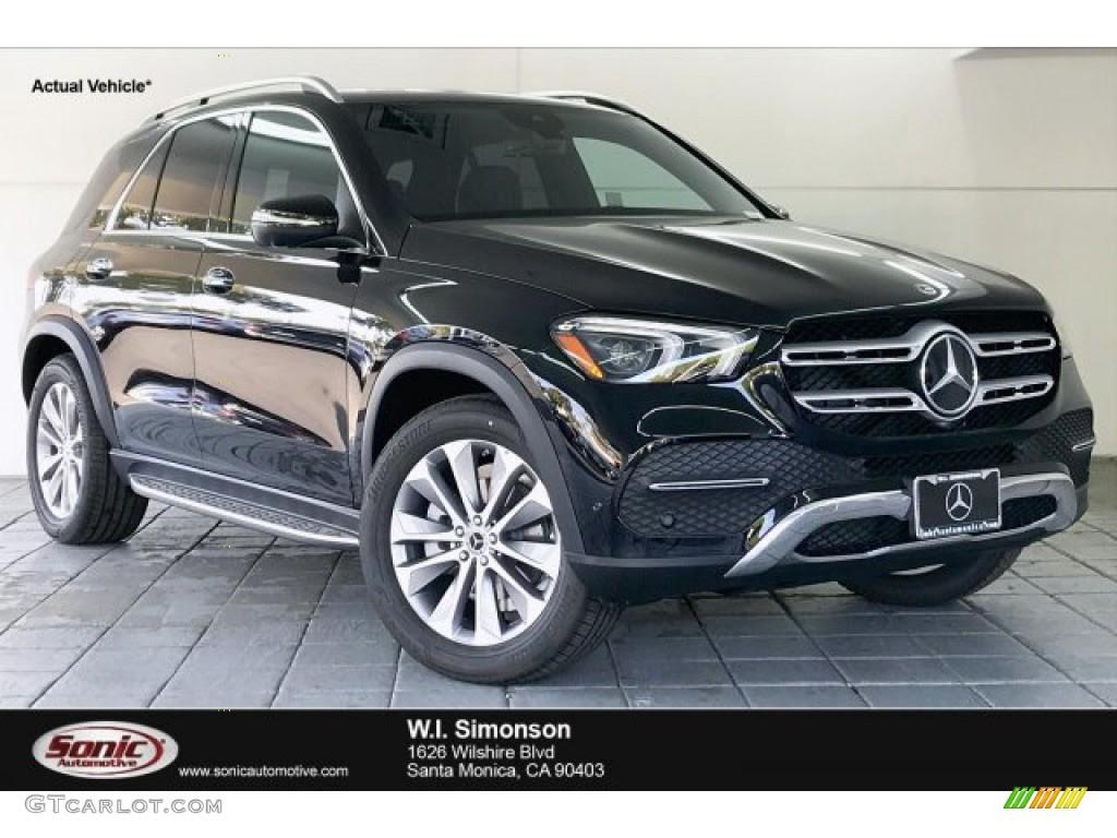 2020 Black Mercedes-Benz GLE 350 #136442022   GTCarLot.com - Car Color Galleries