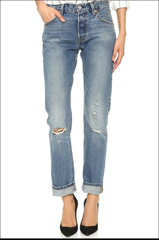 Le Fashion Blog Shopbop Friends Family Sale Discount Code 25 Off Levis 501 Jeans