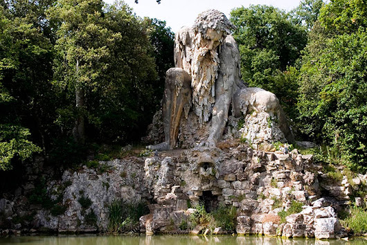 Giant 16th-Century 'Colossus' Sculpture In Florence, Italy Has Entire Rooms Hidden Inside