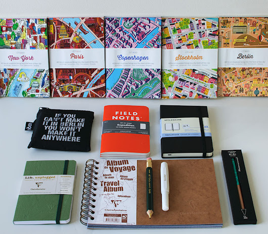 The Ultimate Traveller's Journal Bundle Competition