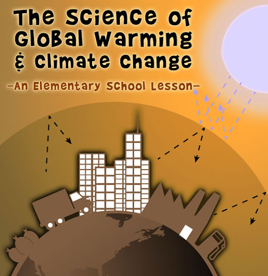 The Science of Global Warming and Climate Change - An Elementary School Lesson - Woo! Jr. Kids Activities