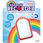 Junior Learning JRL148 Rainbow Recorder