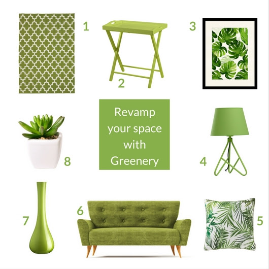 Revamp your space with Greenery: pantone colour of the year 2017 - Growing Family