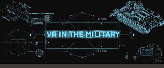 VR in the Military [Infographic]