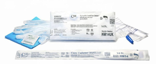 Cure Medical Debuts Pocket-Sized Hydrophilic Cure Kit for Sterile-Use Catheterization | Medtrade