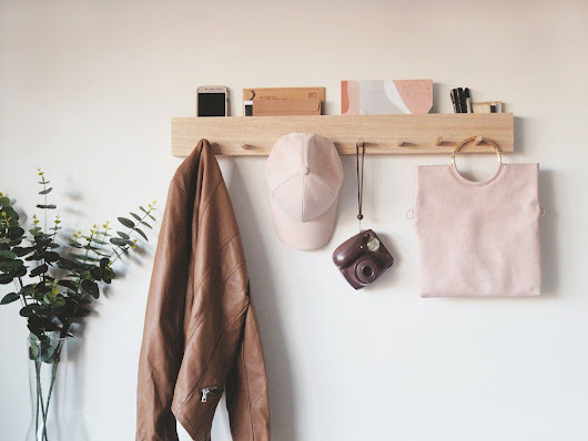 10 Stylish Entryway Organization Ideas You Can Buy Online - Best Hall Trees and Coat Racks
