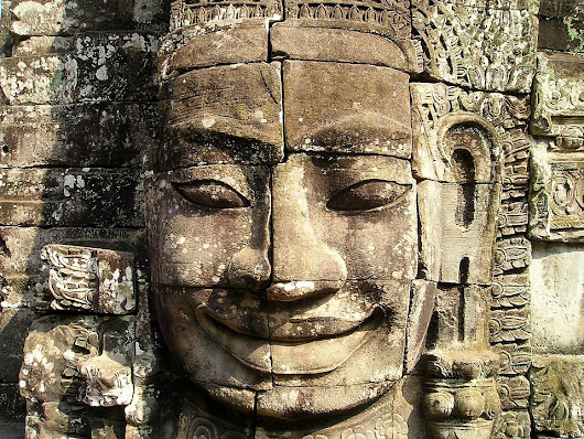 Image: Free photo: Angkor, Wat, Cambodia, Temple, Face - Free Image on ...