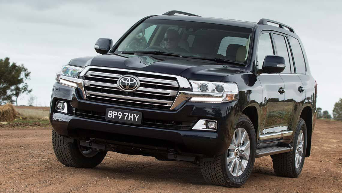 2015 Toyota LandCruiser 200 Series revealed - Car News | CarsGuide