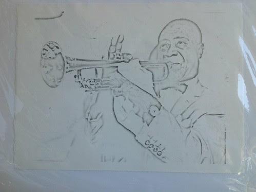 Artwork by Ken Kenan, NoLA Rising's: It's Yours, Take It 6
