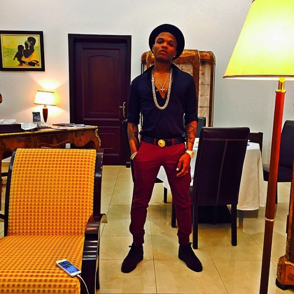 Wizkid (starboy) Celebrates Is 25th Birthday.