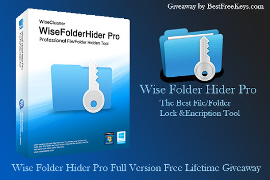 Wise Folder Hider Pro License Key Free Full Version