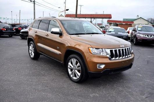 Used 2011 Jeep Grand Cherokee Laredo 4WD for Sale in Mt. Sterling  KY 40353 Oldfield's Used Cars
