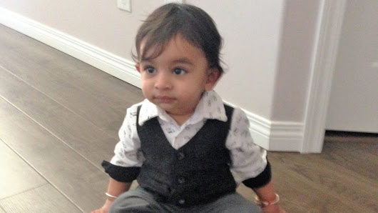 Desperate search for donors for 14-month-old with leukemia