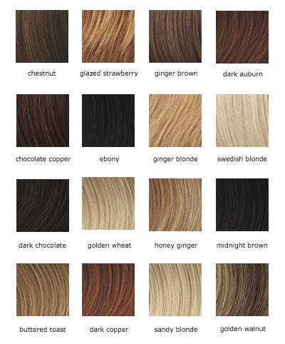 Loreal Hair Colors on Hair Color Charts Clairol S Shade Aid And Http Revlon Com