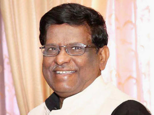 Ex-Governor V Shanmuganathan's 'conduct' came as a surprise and shock to BJP