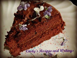 Cindy's Recipes and Writings