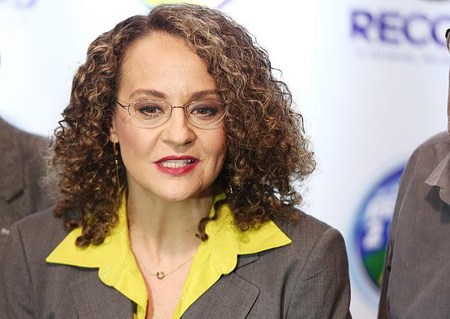 Luciana Genro, que foi candidata à presidência da República pelo PSOL