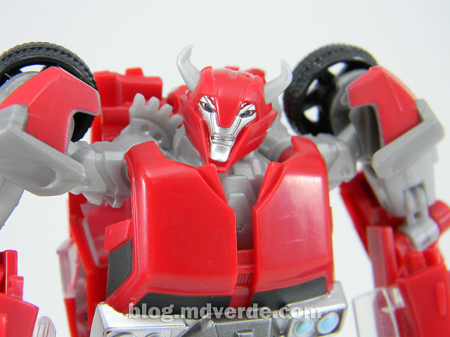 Transformers Cliffjumper Deluxe - Prime RID - modo robot