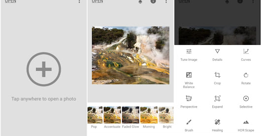 Snapseed adds new photo filters and cleans up its interface