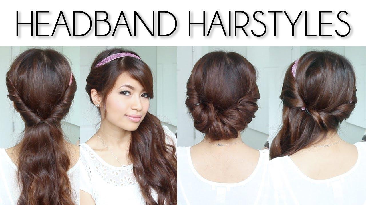 Easy Hairstyles For Short Hair For School Carolin Style