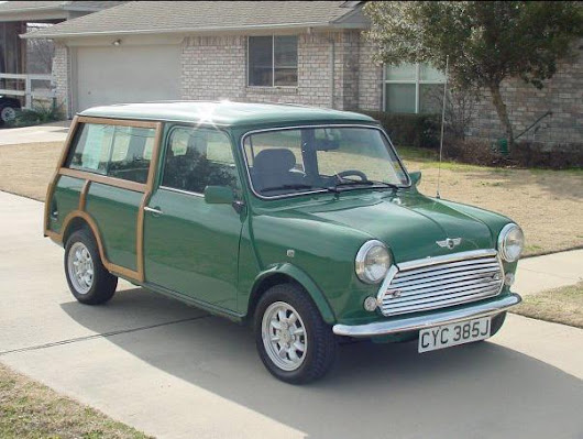 Hemmings article: the Mini's role in reigniting the kit car cottage industry in the UK : Classic Mini Forum : Mini Shrine Forum : The Mini Shrine