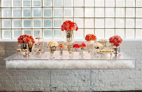 Vintage inspired romantic wedding reception decor and