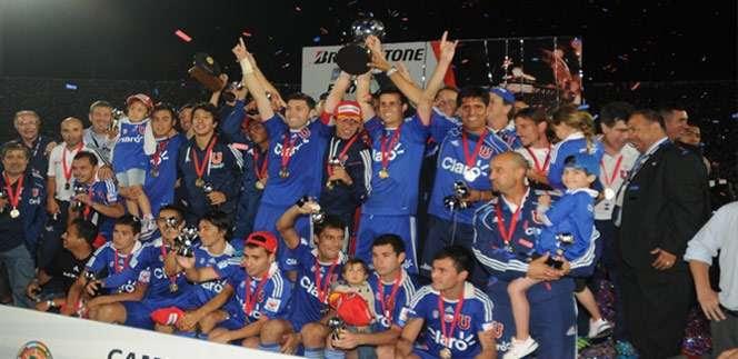 Universidad de Chile campeão