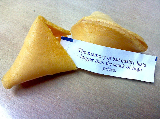 Fortune Cookie Writer: What's your fortune? | Weird Jobs