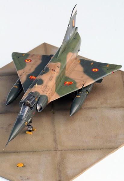 Red Dog S Models 1 48 Mirage V Belgian Air Force