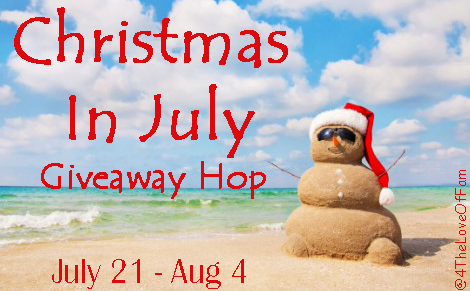 Follow the #ChristmasInJuly Giveaway Hop and enter to win multiple prizes including the GRAND PRIZE- a PBS Kids Prize Pack valued at $130+